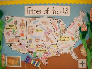 Native American Tribes of the US